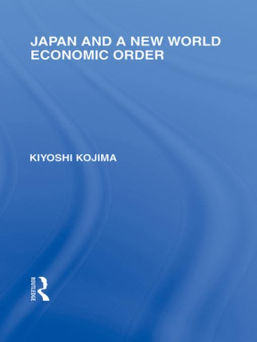 the liberal international economic order economics essay Liberal international relations theory and international economic law this essay argues that regardless of the currents of the times.