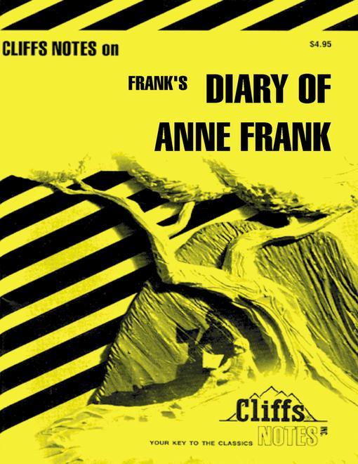 a look into the diary of anne frank