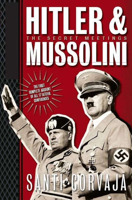 an analysis and a comparison of political history of hitler and mussolini A look at the rise of fascism in post wwi europe focusing on adolf hitler and benito mussolini please consider supporting the world history summer video pro.