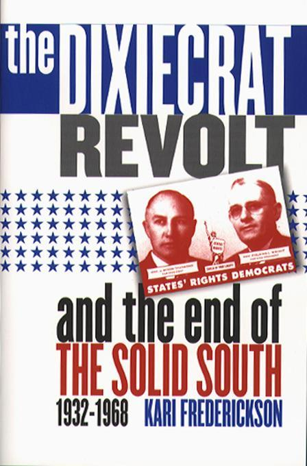 comparative critique of fredericksons dixiecrat revolt and Results for the years prior to the dixiecrat revolt are reported in table 1 while the results for the years from 1949 to 1971 are reported in table 3 the first thing to note is that the average effective number of candidates increased in the period after 1948 for five of the eight southern states.