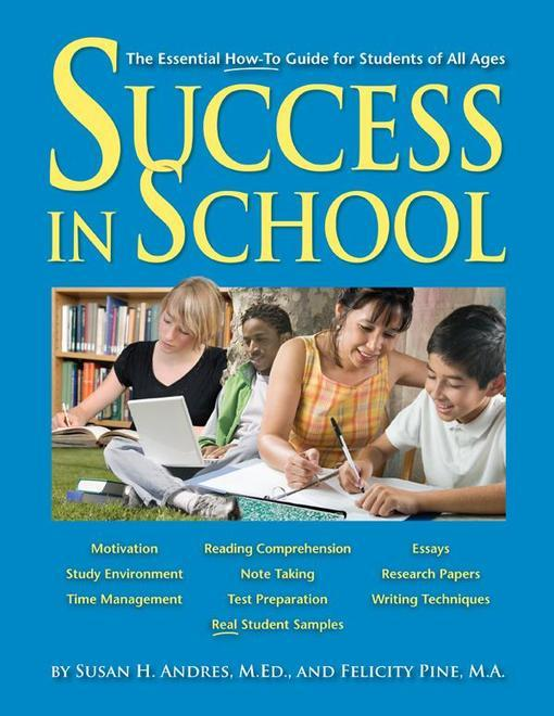 success in school essay What factors are related to academic success in high school students high school is a critical time in the life of all teenagersit is a time when they lay the base for their future sprouting qualities and developing skills preparing to enter the next phase of life on one hand teenagers are.