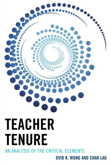 teacher tenure Teacher tenure is when a teacher fills an open post (a post that does not belong to anyone) for two years in the third year, the teacher is given that position and receives tenure.