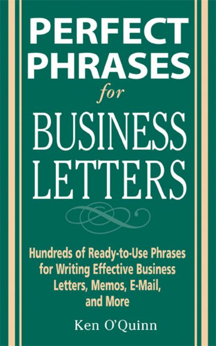 perfect phrases essays Products perfect phrases for the toefl speaking and writing sections (perfect phrases series).