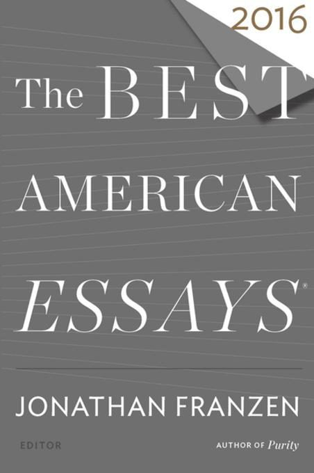 the american essays Patriotic essays presented here are a some essays that i have assembled for all of you with a patriotic heart i am an american § up to essays index.
