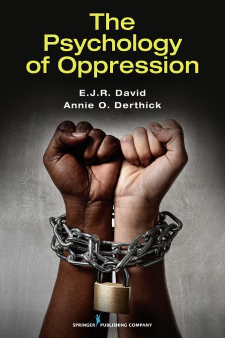 the psychological oppression victory of Definitions of oppression, dehumanization and exploitation towards the dehumanized group in earlier social psychological research (bandura, underwood,.