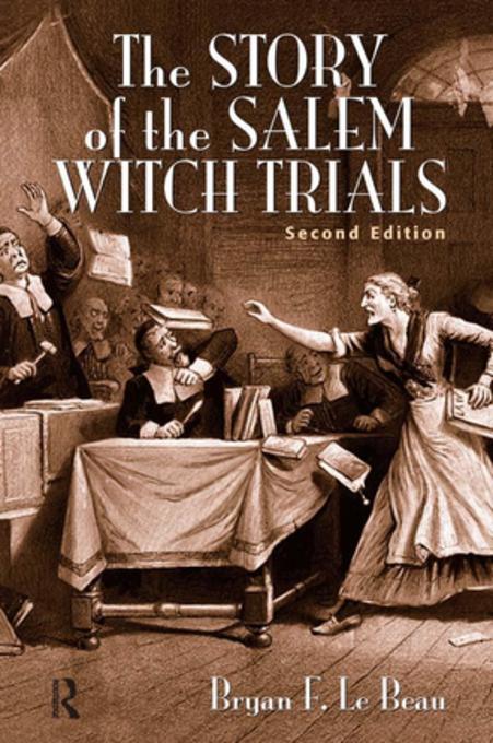 salem witchcraft history