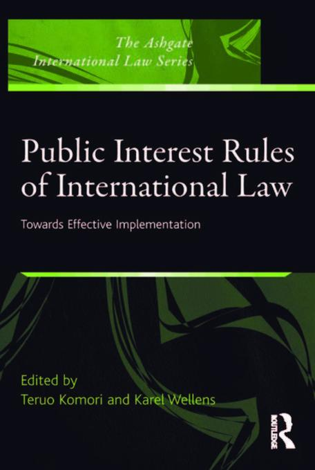 public international law study notes essay