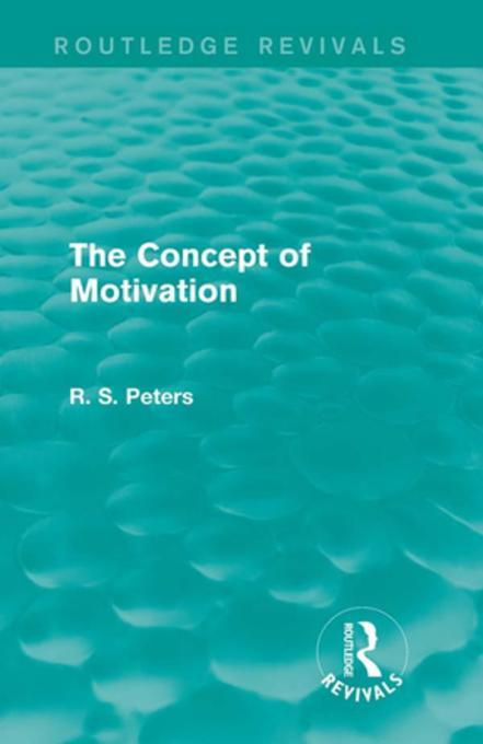introduction to the concept of motivation Motiuation: history of the concept strategies of goal setting, and goal implementation that are easy to perform see also: academic achievement motivation.
