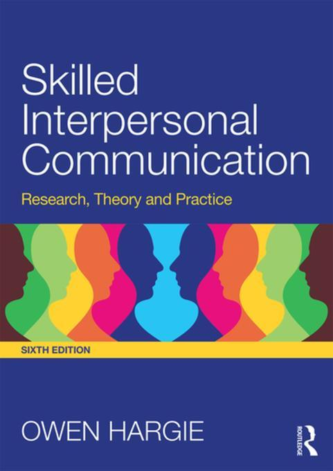 an introduction to the intrapersonal communication Start studying chapter 10: intrapersonal and interpersonal communication learn vocabulary, terms, and more with flashcards, games, and other study tools.