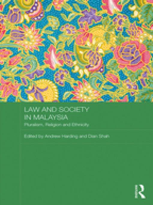 plural society malaysia Administration and development in malaysia: institution building and reform in a plural society by milton esman (ithaca, ny: cornell university press, 1972 pp 341 $1250) - volume 68 issue 3 - lucian w pye.