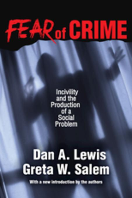 fear of crime thesis Criminologists have studied fear of crime for over 30 years much of the early literature focused on defining and measuring fear of crime, debating if fear of crime was an emotive or cognitive response to potential victimization.