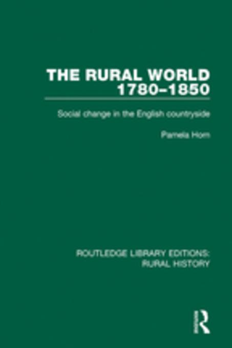 the changing for the poor between 1780 and 1850 essay