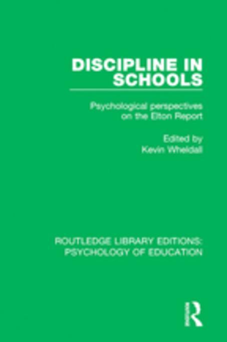 discipline effective school practices