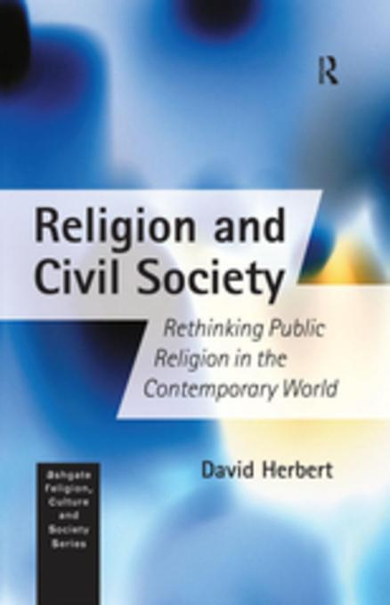 an essay on religion and society