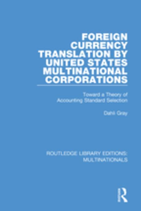 multinational consolidation and currency translation