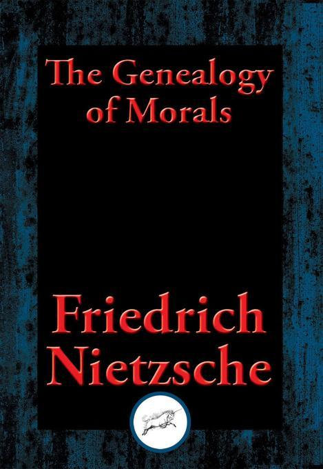 religion in on the genealogy of morals by nietzsche I wanted an umbrella term for writing that has no intrinsic or explicit connection to religion nietzsche's genealogy of morals newest genealogy-of-morals.