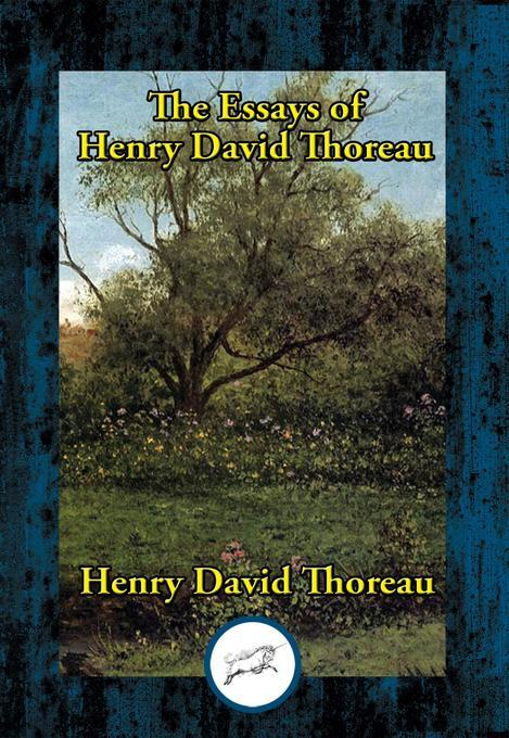 henry david thoreau essay walden Free essays from bartleby | importance of life henry david thoreau was a staunch supporter of the movement thoreau felt that a person lived a good life by.