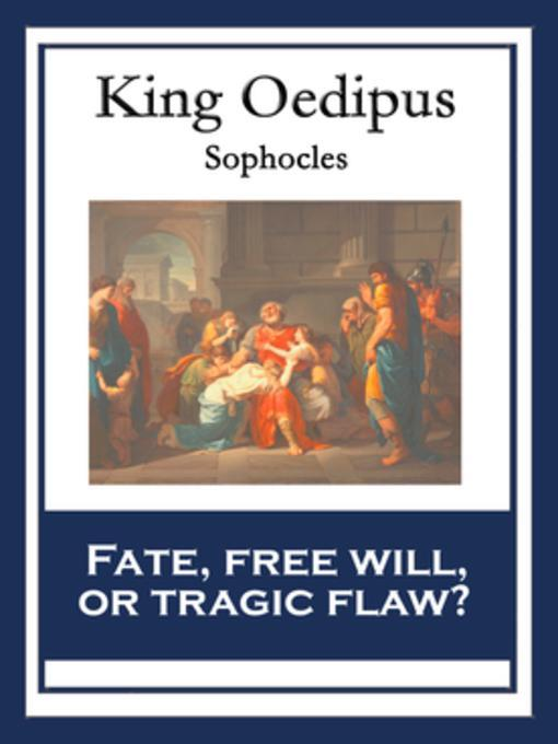 king oedipus by sophocles