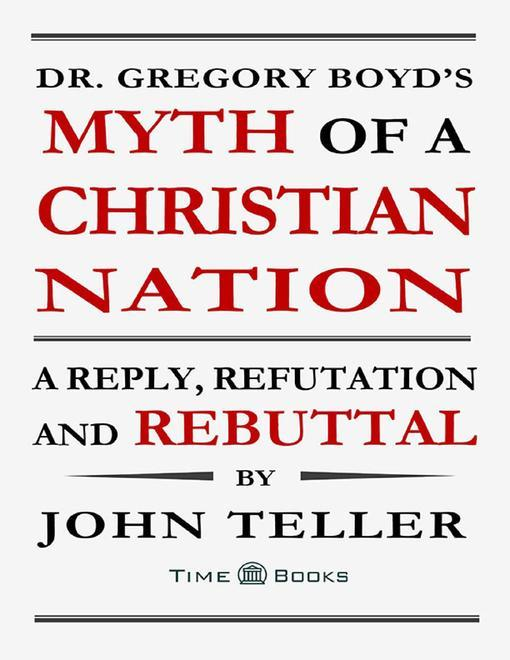 christian nation or myth