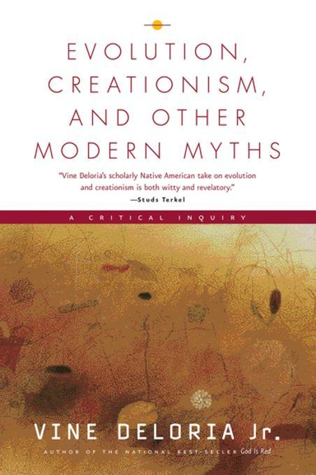 an introduction to the mythology of creationsim and the science of evolution Teaching creationism in public schools has been a controversial the idea of evolution defined strict creationism in public schools—let alone in science.